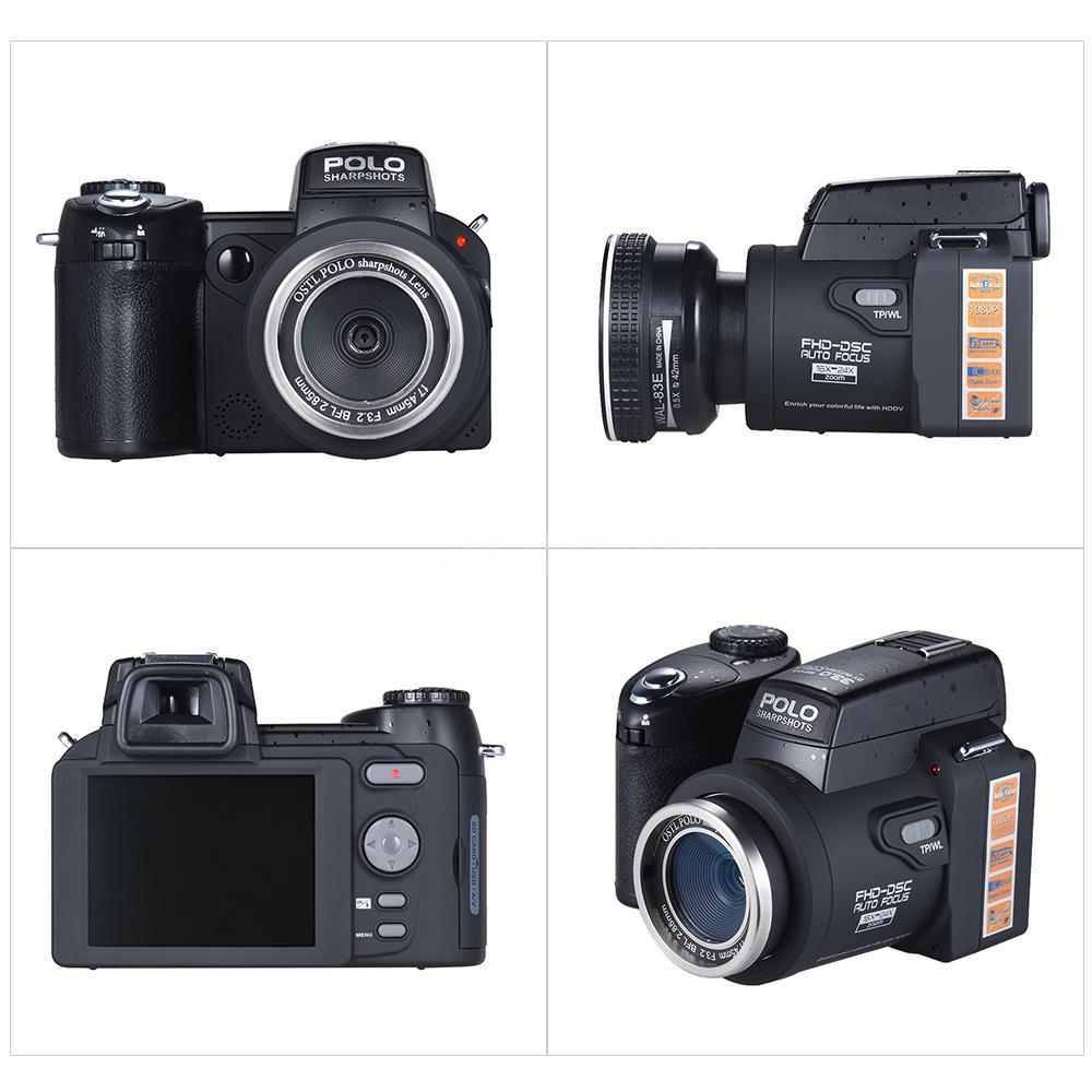 Oferta Cámara reflex POLO D7100 Ultra HD por 140 euros 2 oferta camara reflex polo