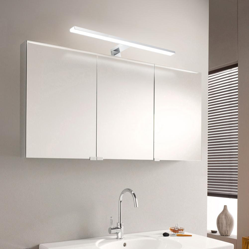 Details About Led Mirror Lights Bathroom Cabinet Make Up Wall Lamp Vanity Light Q5g6